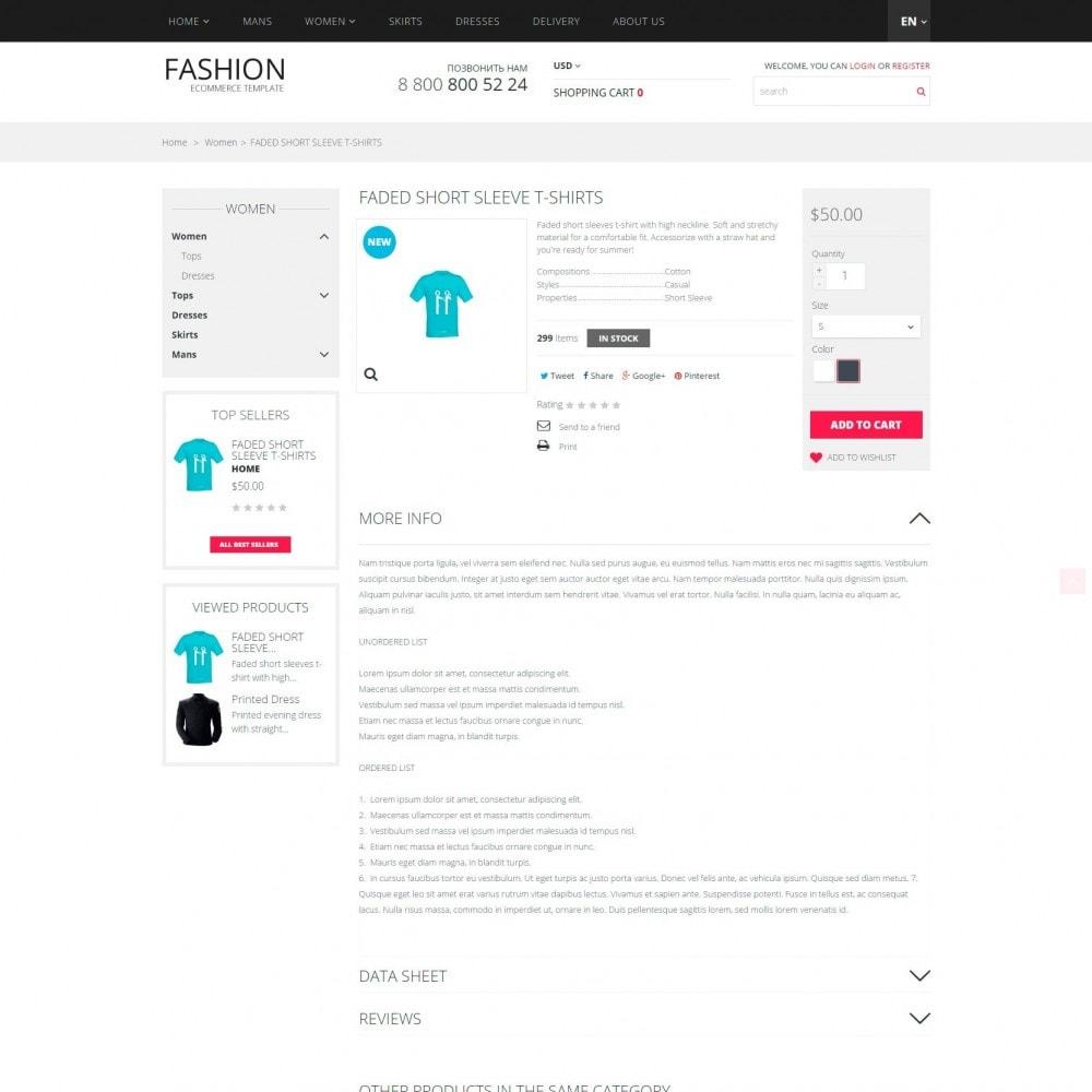 theme - Mode & Schoenen - Fashion - Kledingzaak - 4