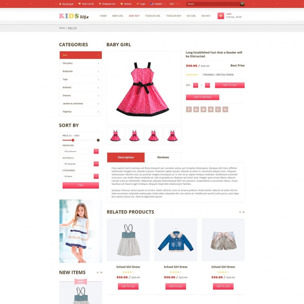 theme - Kinder & Spielzeug - Kids - Kinderbekleidung Shop - 4
