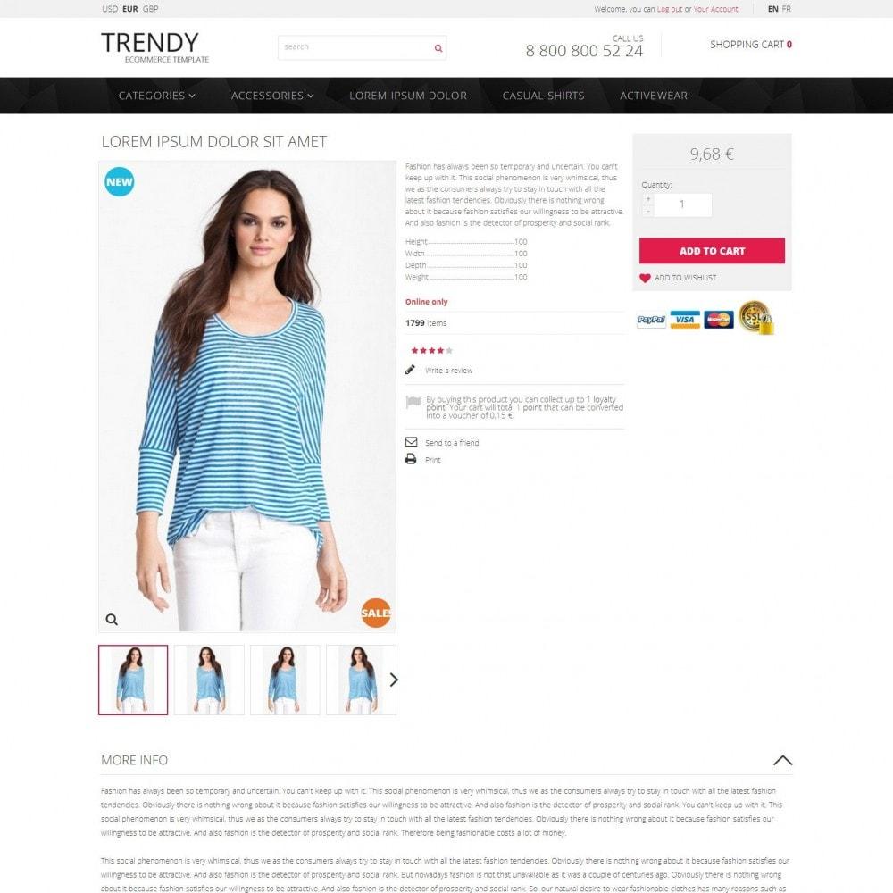 theme - Moda & Calzature - Trendy - Negozio di Moda Abiti Sale - 4