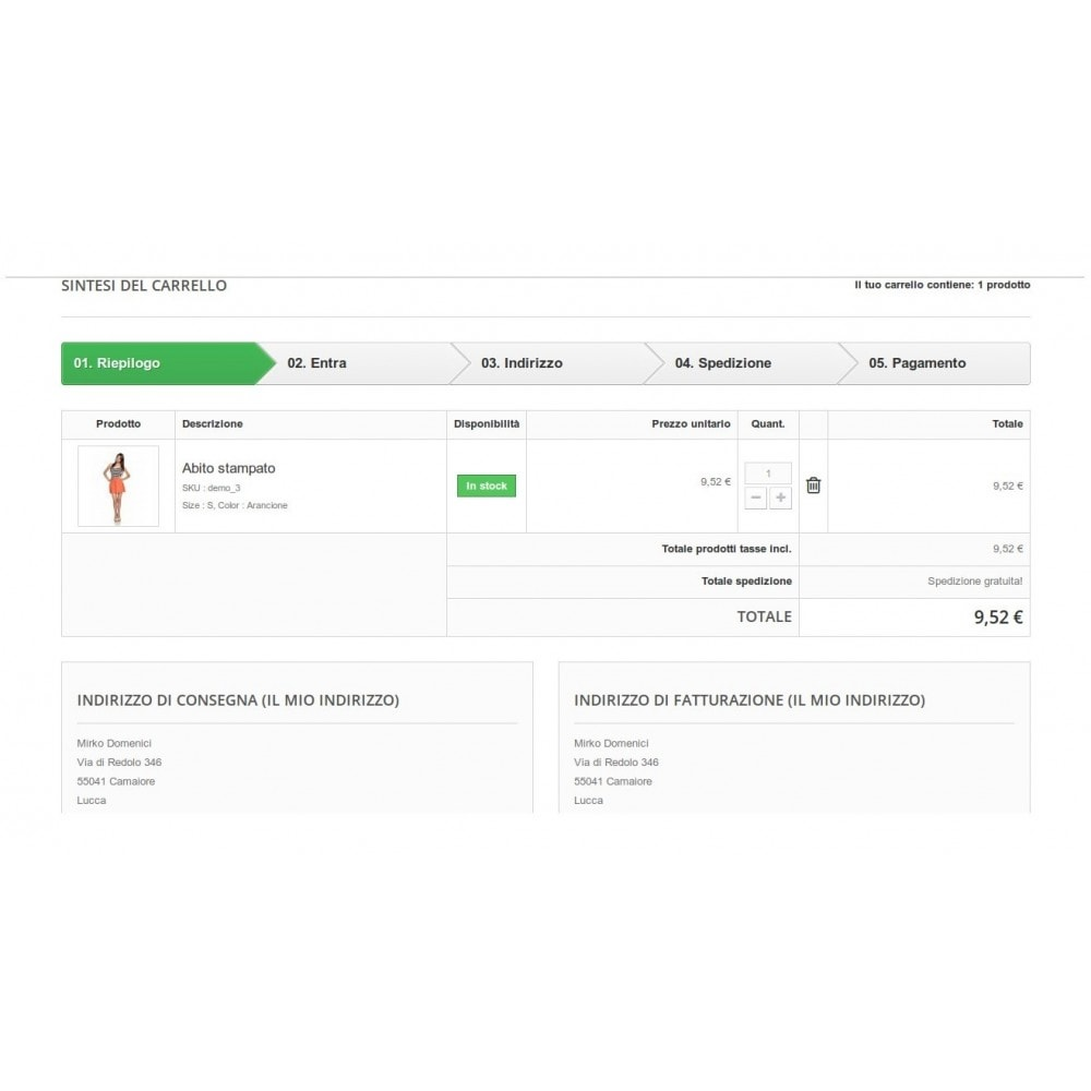 module - Gestion des Prix - Wholesale prices in cart - 3