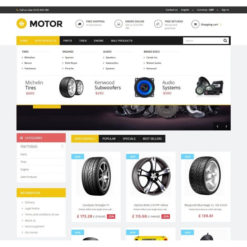 theme - Авто и Мото - AUTO 1.6 Responsive - 4