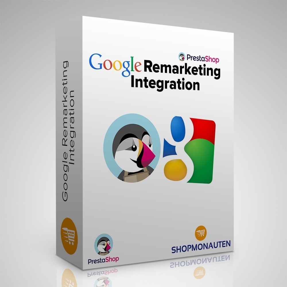 module - Remarketing & Carrelli abbandonati - Google Remarketing Tag - 1