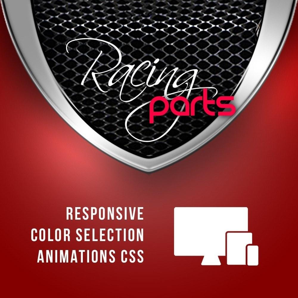 theme - Авто и Мото - Racing Parts - 1
