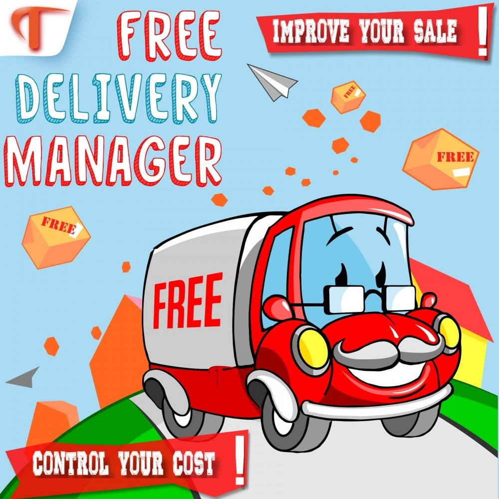 module - Shipping Costs - Free Delivery Manager - 1