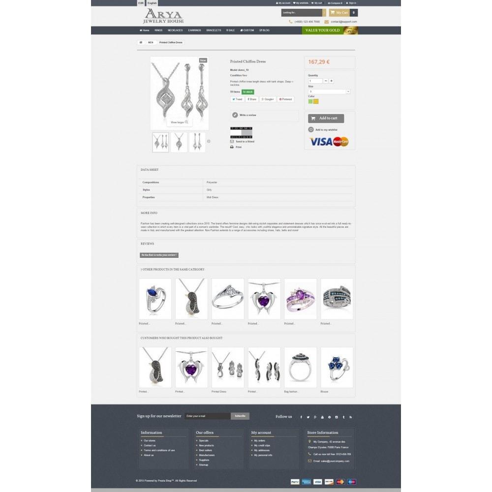 theme - Bijoux & Accessoires - Arya Responsive 1.6 - 8