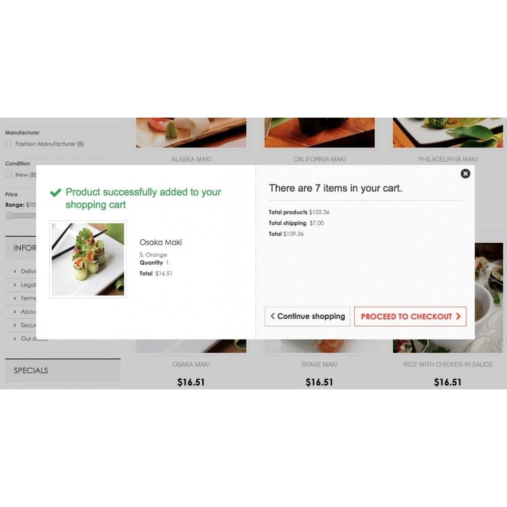 theme - Gastronomía y Restauración - Sushi Uptown 1.6 Responsive - 6