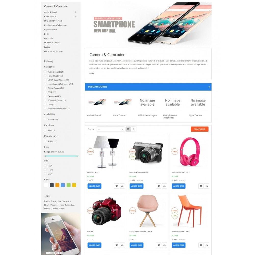 theme - Elettronica & High Tech - ExtraStore - Houseware Electronic - 5