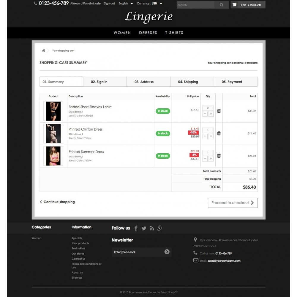 theme - Lingerie & Adultos - Lingerie 1.6 Responsive - 8