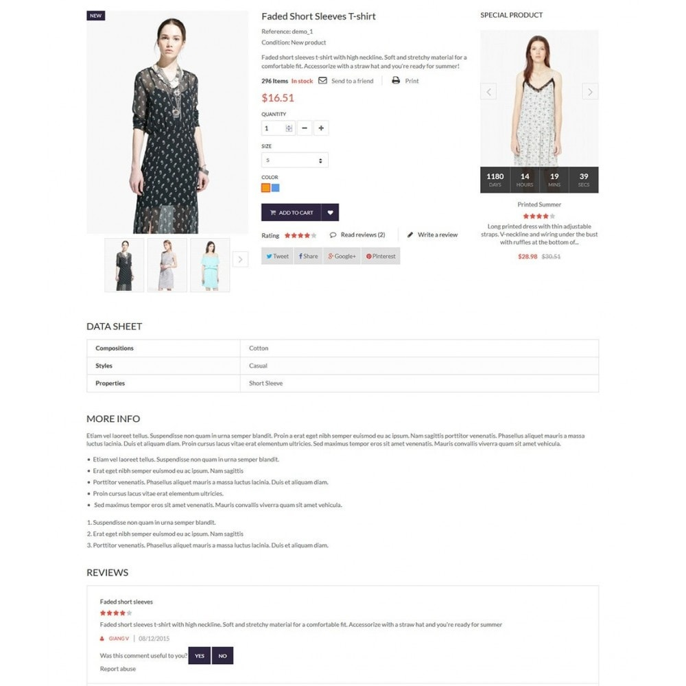 theme - Mode & Schuhe - Zerok - Fashion Store PrestaShop Theme - 6