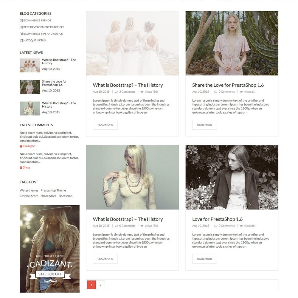 theme - Mode & Schuhe - Zerok - Fashion Store PrestaShop Theme - 7
