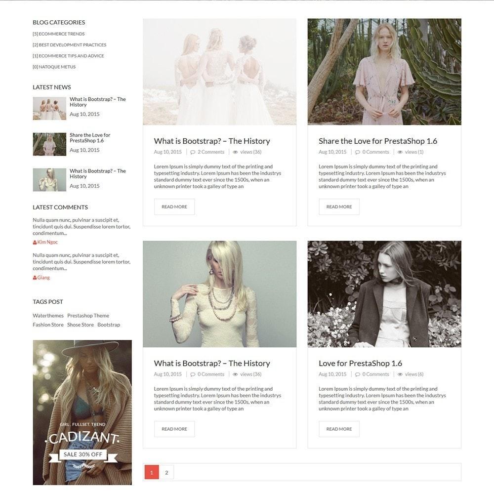 theme - Mode & Chaussures - Zerok - Fashion Store - 7