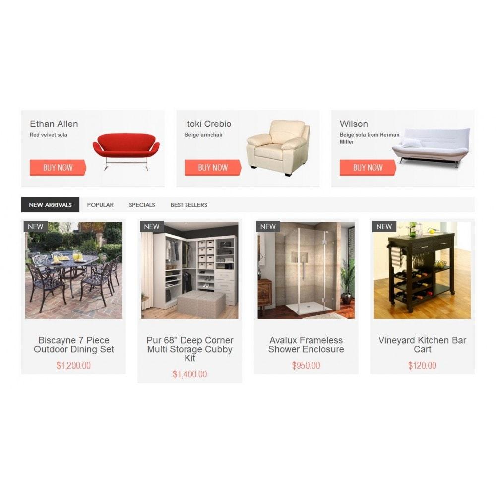 theme - Huis & Buitenleven - Interior Shop 1.6 Responsive - 4