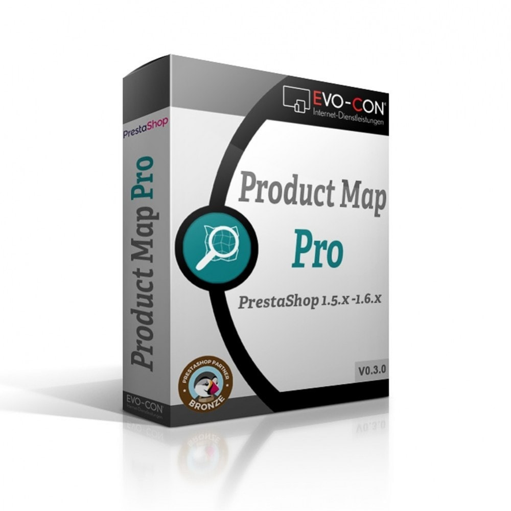 module - International & Localisation - Product Map Pro - 2
