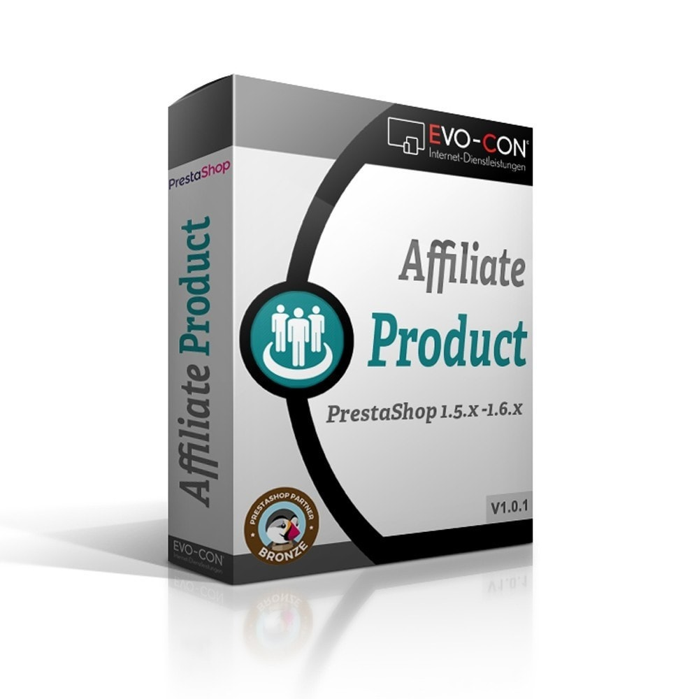 module - SEA SEM (paid advertising) & Affiliation Platforms - Affiliate Product - 1
