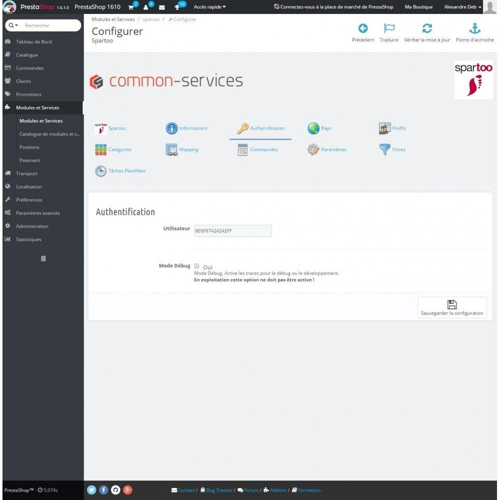 module - Platforma handlowa (marketplace) - Spartoo - 3
