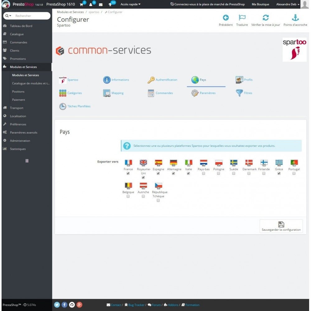 module - Platforma handlowa (marketplace) - Spartoo - 4