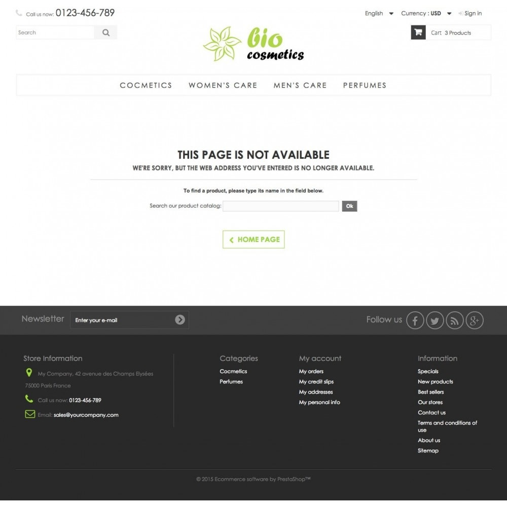 theme - Health & Beauty - GioCosmetics 1.6 Responsive - 9