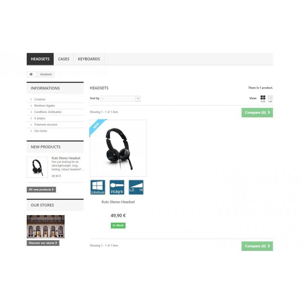 module - Etiquettes & Logos - Pictogrammes Icônes Produits - 5