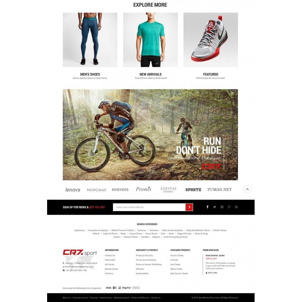 theme - Deportes, Actividades y Viajes - Cr7 - Sport Store PrestaShop Theme - 4