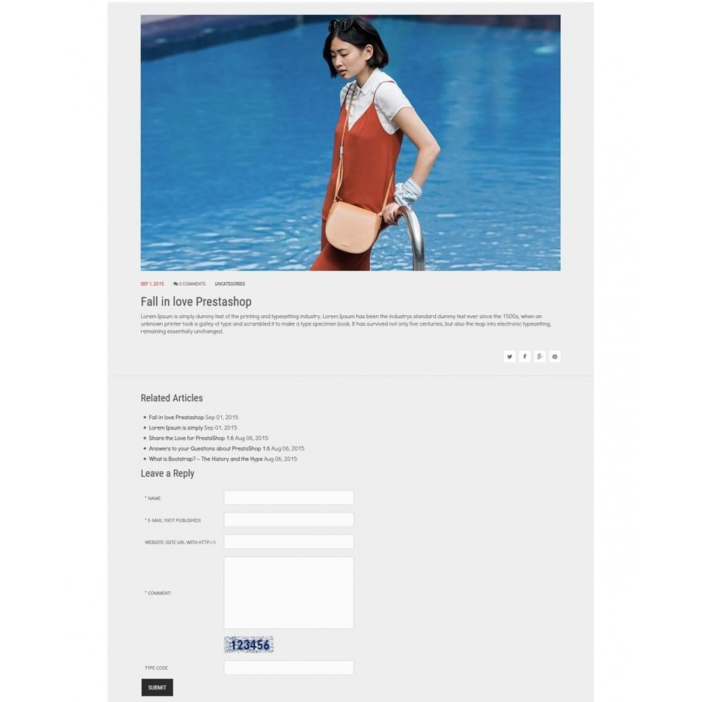 theme - Deportes, Actividades y Viajes - Cr7 - Sport Store PrestaShop Theme - 8