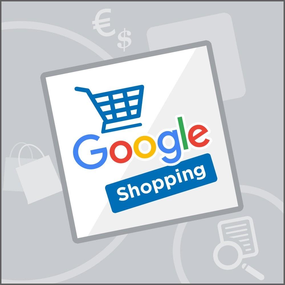 module - Price Comparison - Google Shopping (Merchant Center) - 1