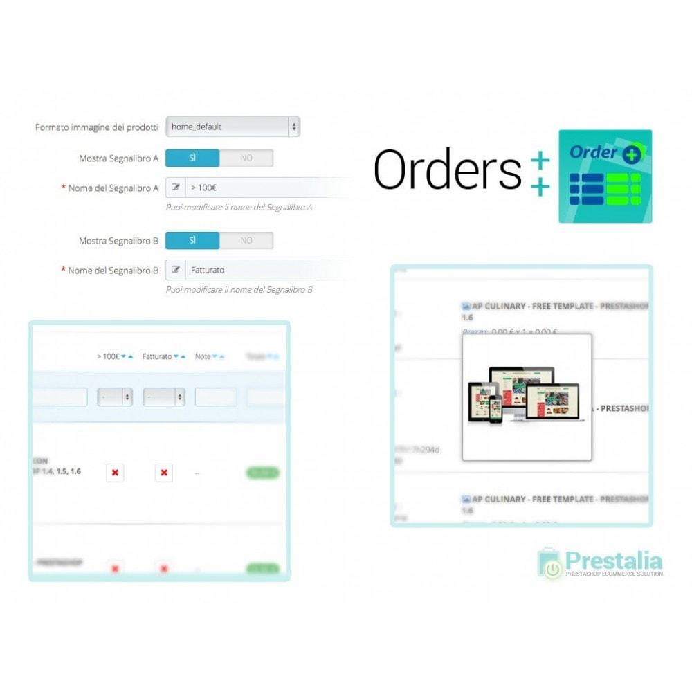 module - Gestione Ordini - Lista ordini avanzata con filtri e funzioni speciali - 5