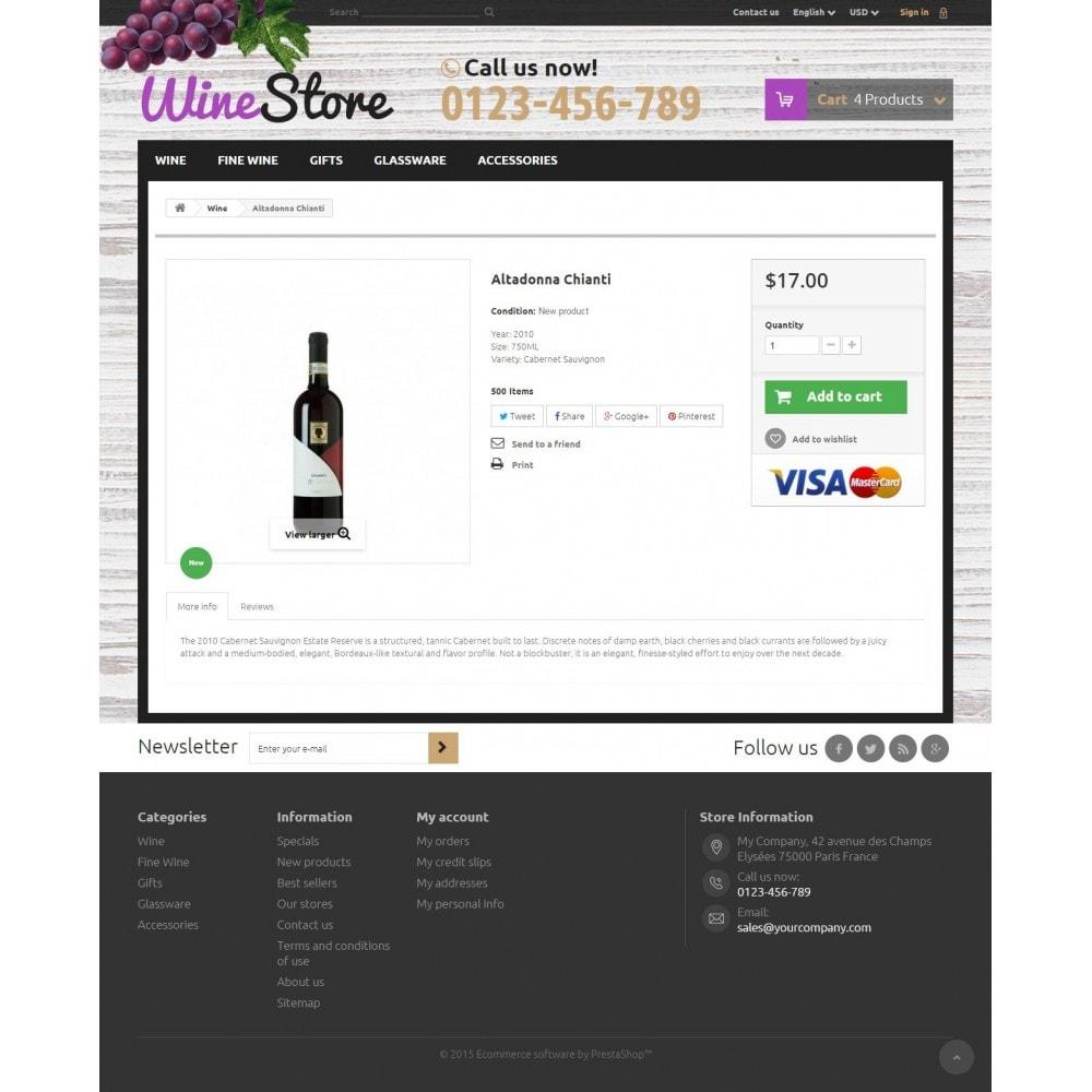 theme - Getränke & Tabak - Wine Store 1.6 Responsive - 7