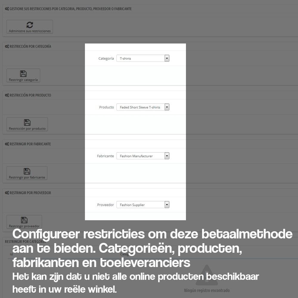 module - Betaling in de Winkel - Bezahlung in Ihrem Ladengeschäft (wahlweise Kommission) - 6