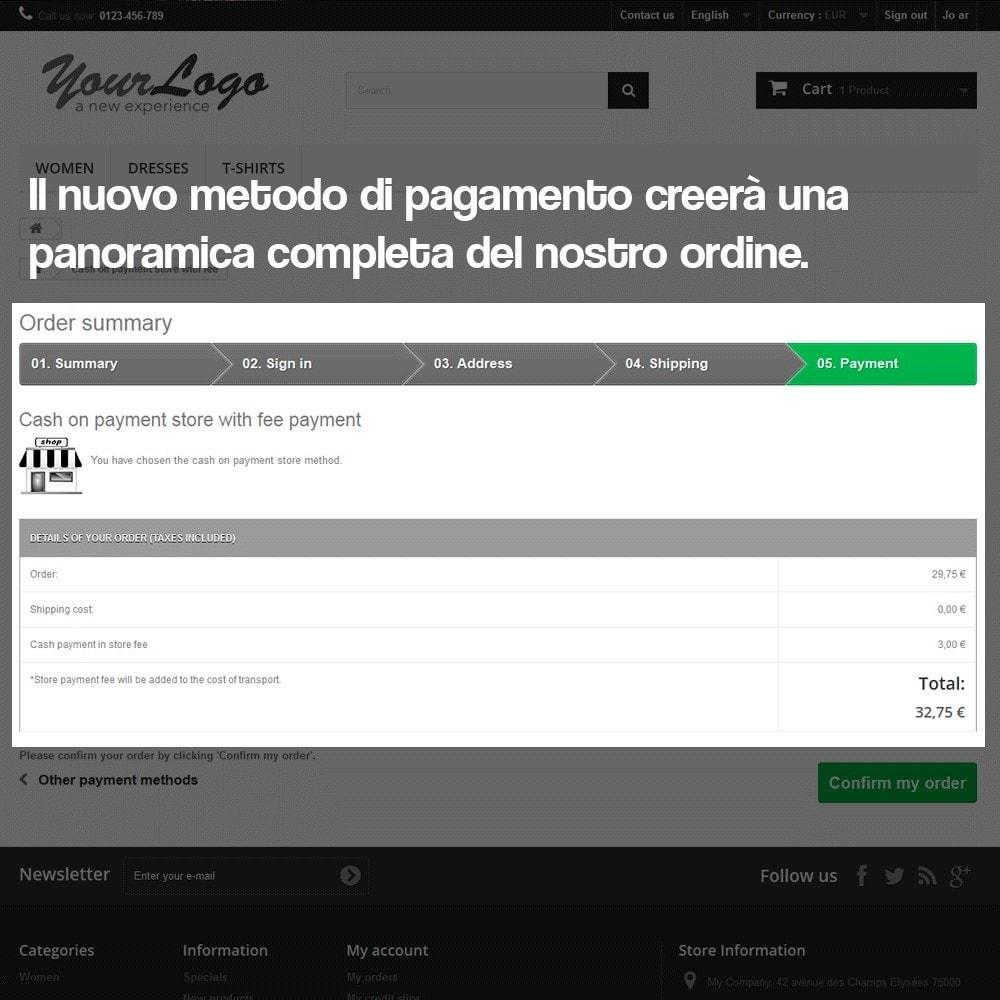 pack - Le offerte del momento per risparmiare! - Pack 3 - metodi di pagamento per negozi online - 21