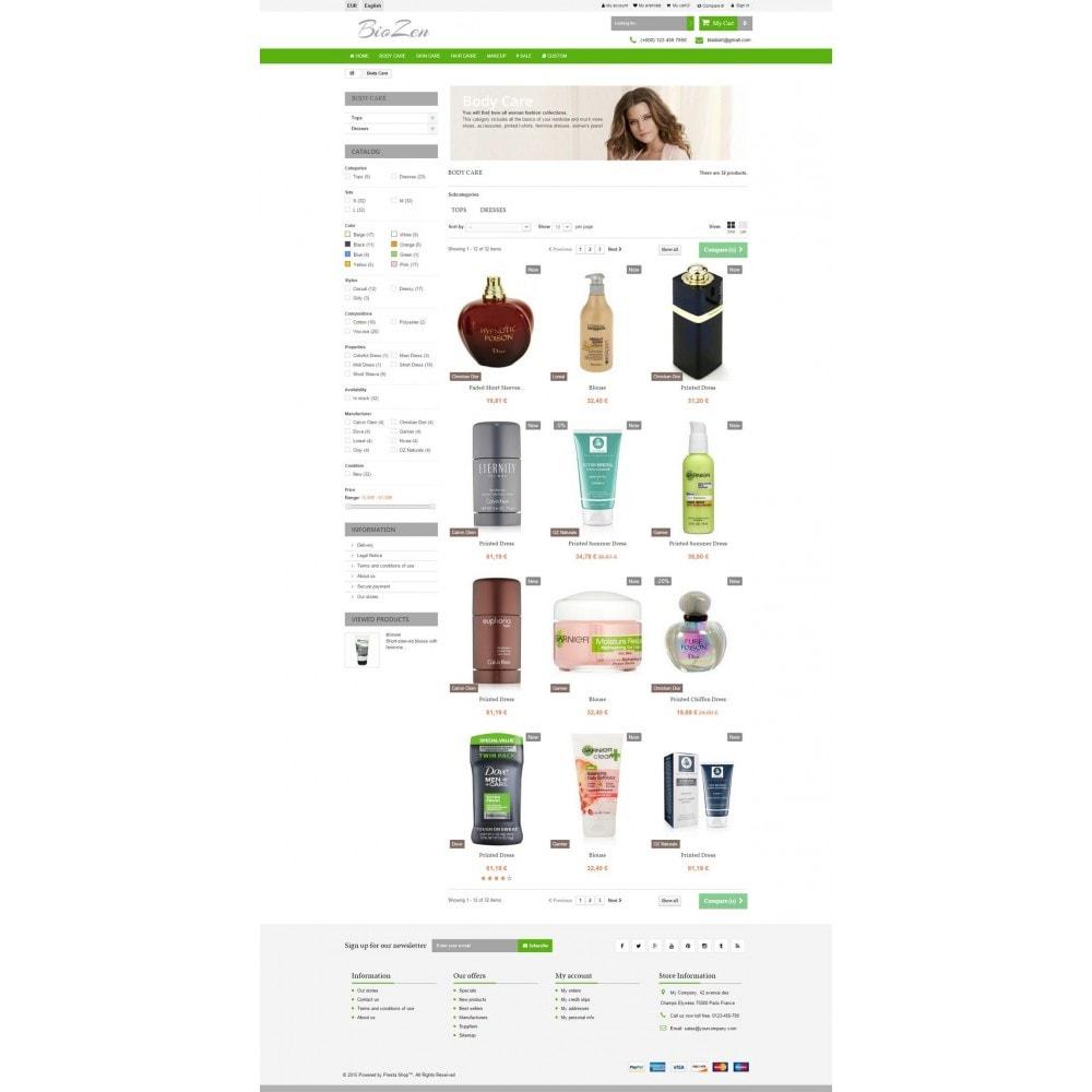 theme - Health & Beauty - Biozen Responsive 1.6 - 3