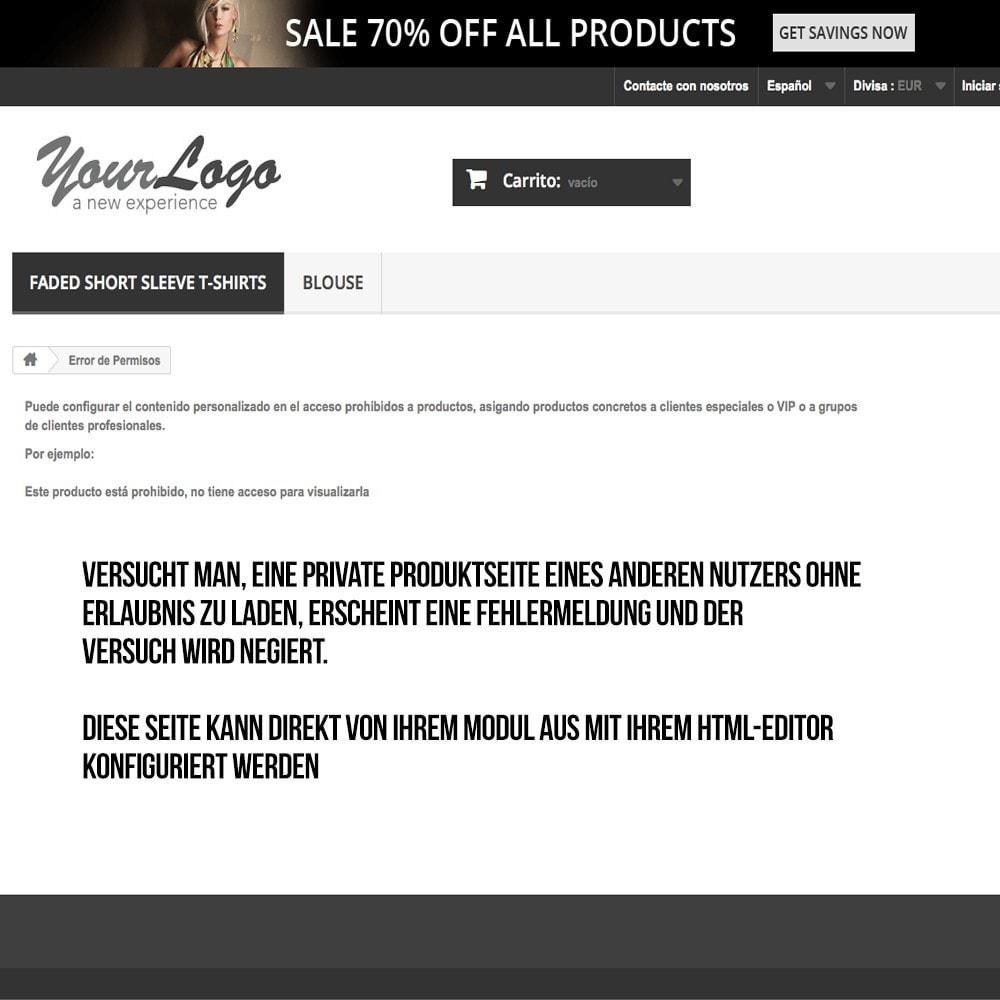 pack - B2B - Pack 2 - Store B2B Paket (Privatisierung für Profis) - 6