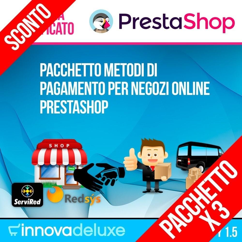 pack - Le offerte del momento per risparmiare! - Pack 3 - metodi di pagamento per negozi online - 1