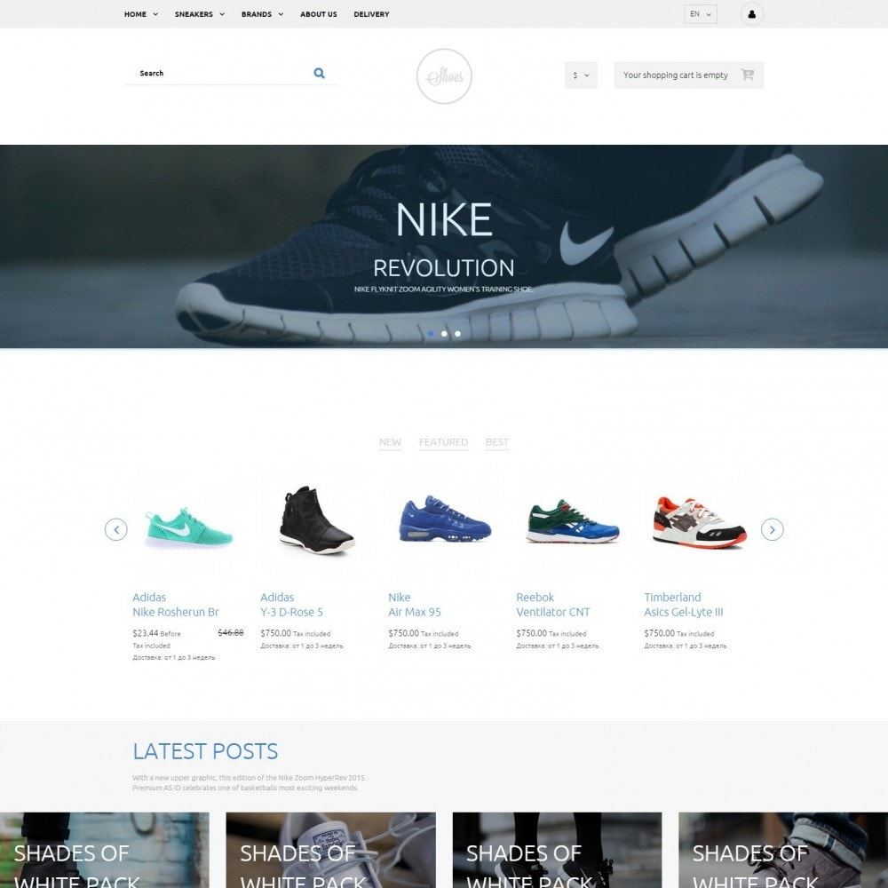 theme - Moda & Calçados - Comprar Sapatos da Moda - 2