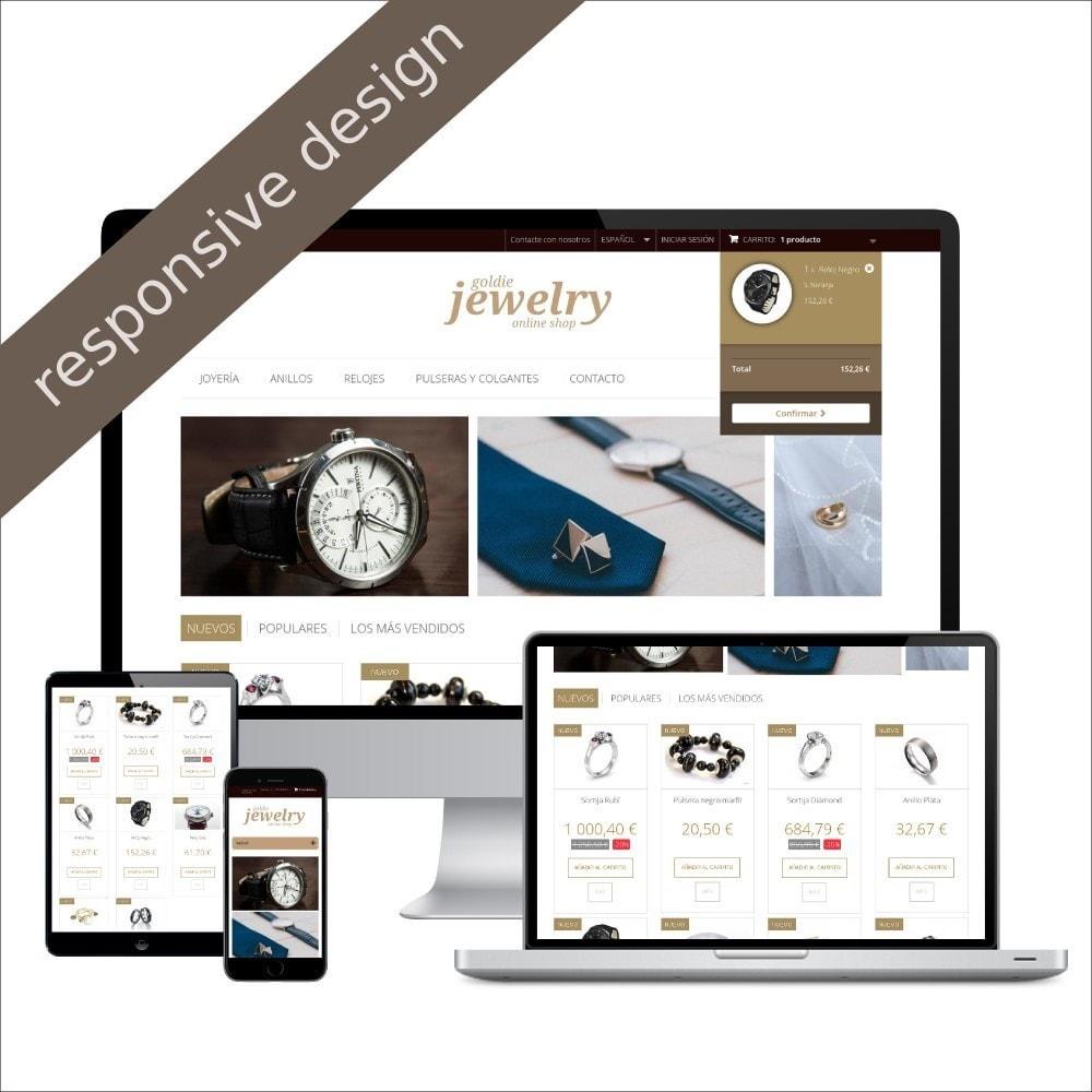 theme - Ювелирные изделия и Аксессуары - Goldie Jewelry - 1