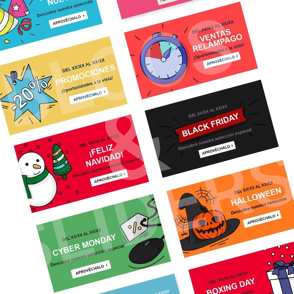 other - Material Visual para promociones online - Imágenes promocionales - Invierno - 1