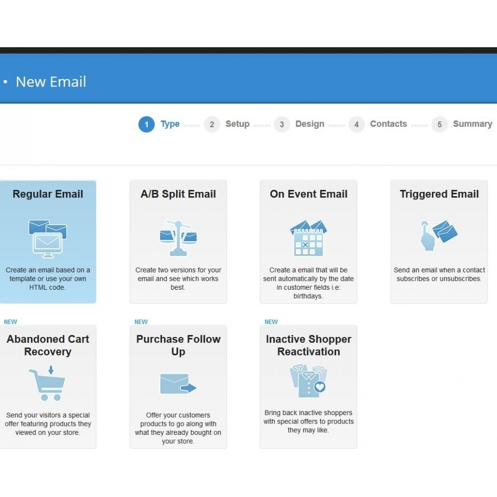 module - Remarketing & Shopping Cart Abandonment - ActiveTrail - Email Marketing for E-commerce (Official) - 1