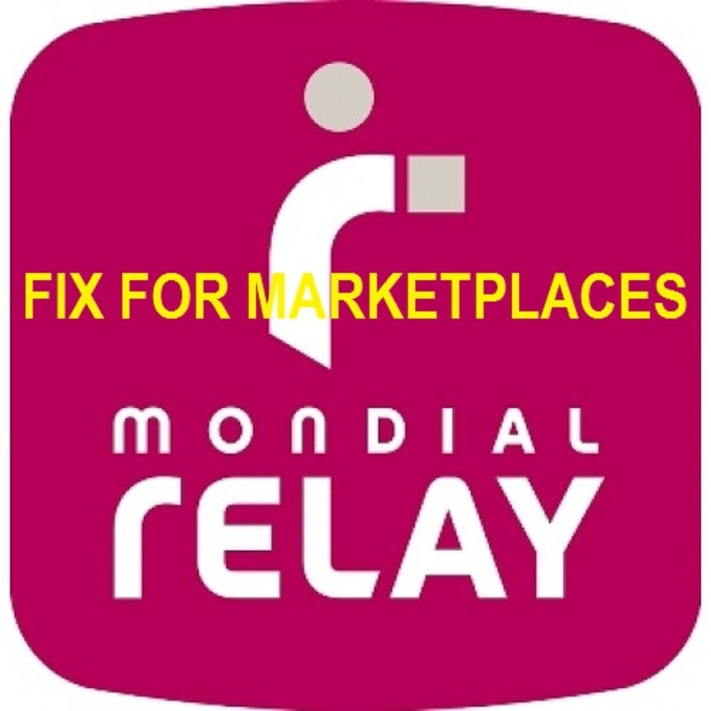 module - Отслеживание заказа - Mondial Relay Fix For Marketplaces - 1