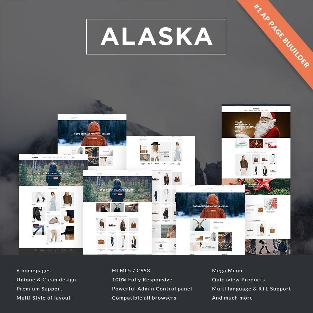 theme - Moda & Calçados - Leo Alaska - 1