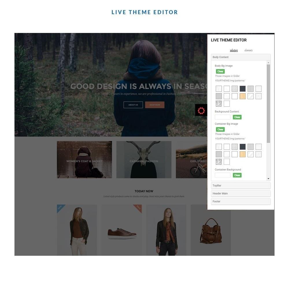 theme - Mode & Chaussures - Leo Alaska - 9