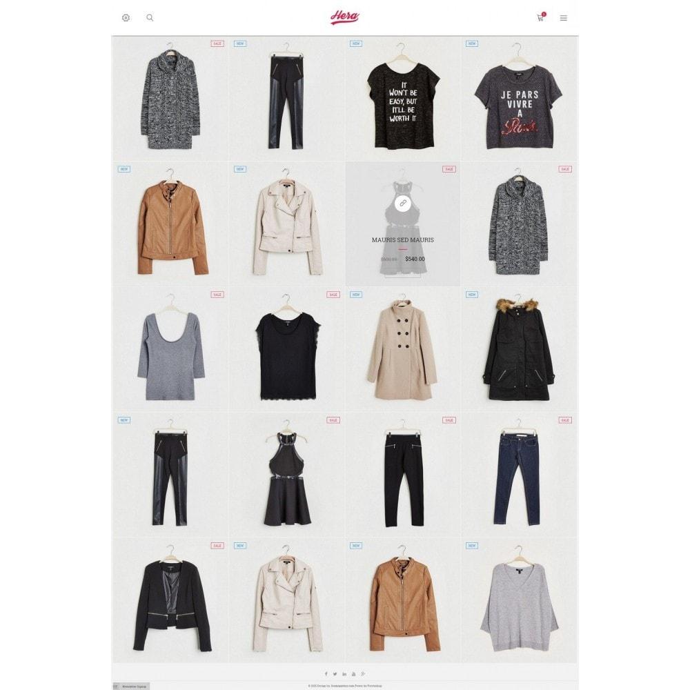 theme - Мода и обувь - JMS Hera - 6