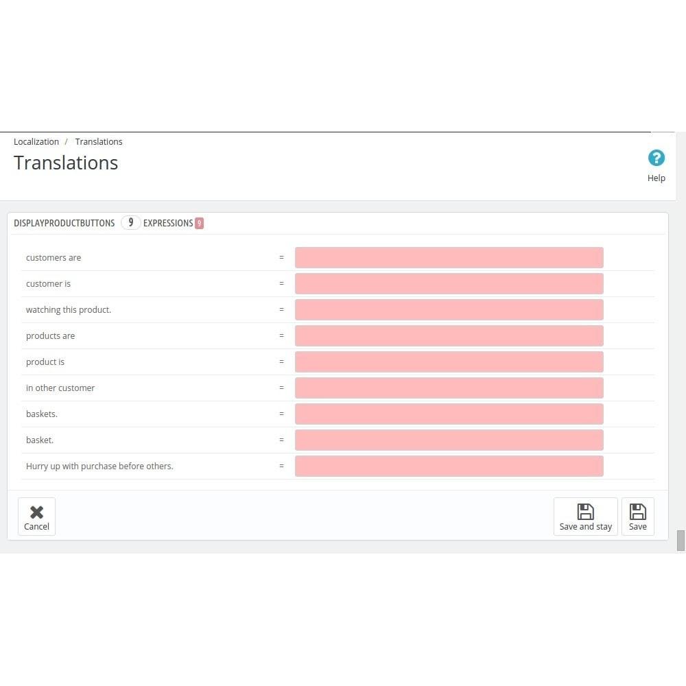 module - Dodatkowe informacje & Zakładka produktu - ImpulsePurchase - 4
