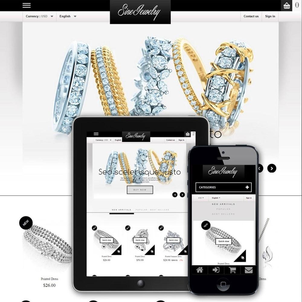 theme - Schmuck & Accesoires - Shine Jewelry 1.1 - 1