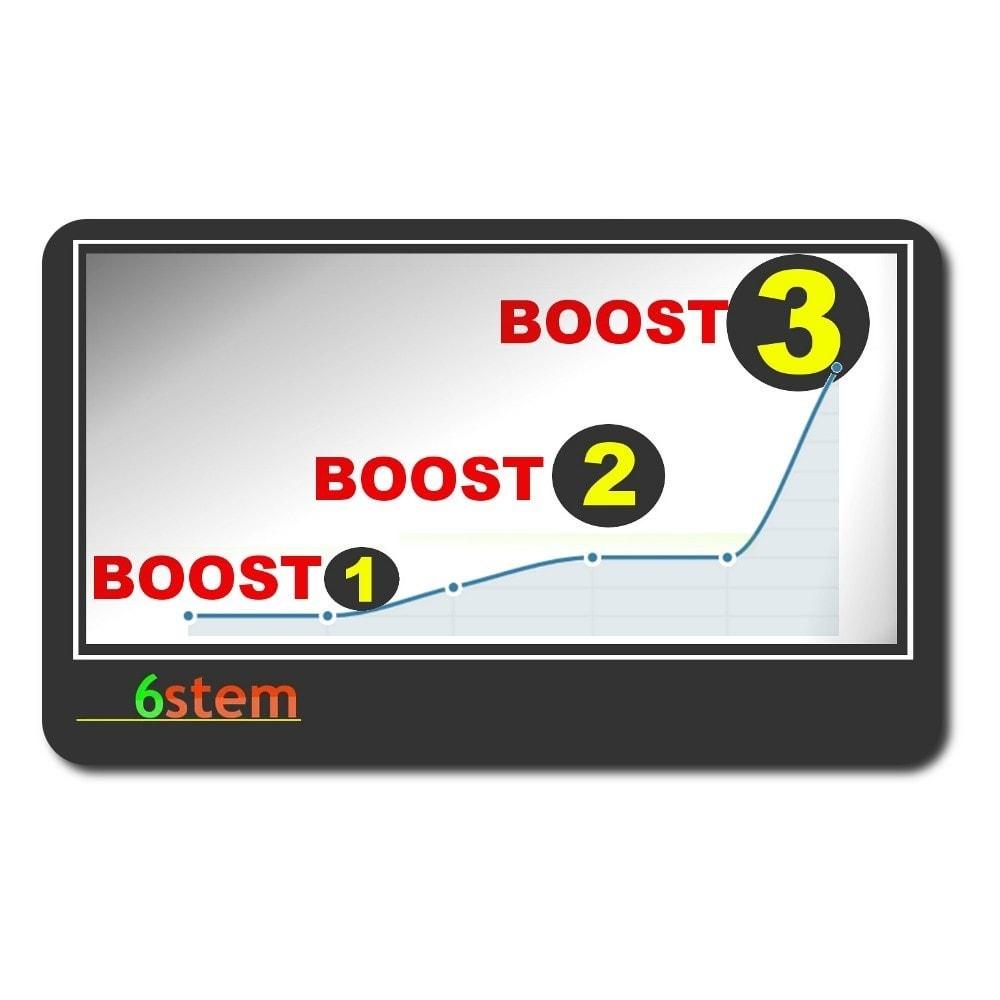 module - Uitverkoop & Besloten verkoop - Trigger sales instantanely - 7