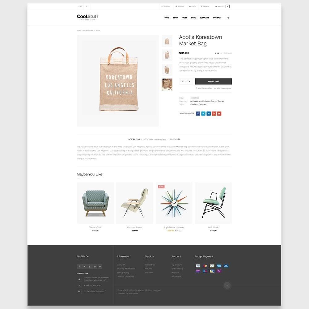 theme - Home & Garden - Leo CoolStuff  - Furniture & Decoration Theme - 5