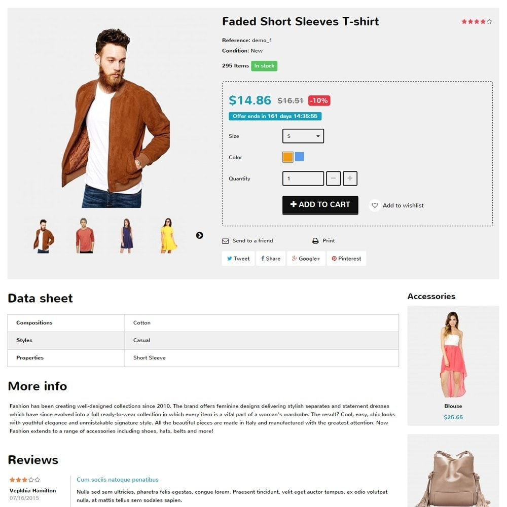 theme - Moda & Calçados - Zro02 - Fashion Responsive & Flexible - 9