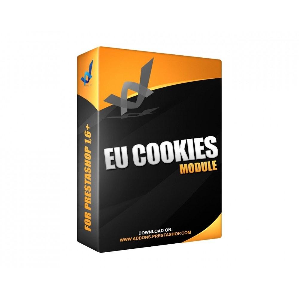 module - Rechtssicherheit - EU Cookies (responsive, multiple templates) - 1