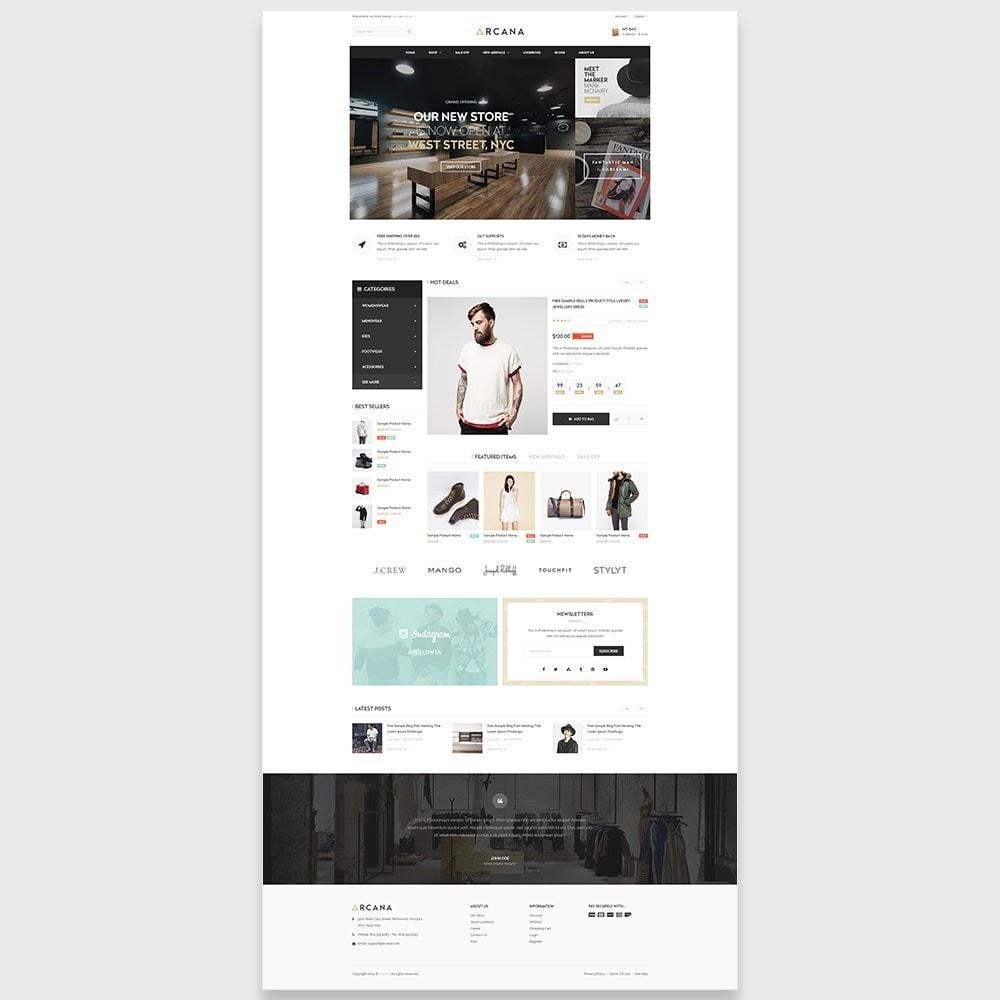 theme - Mode & Schuhe - Leo Arcana - 3