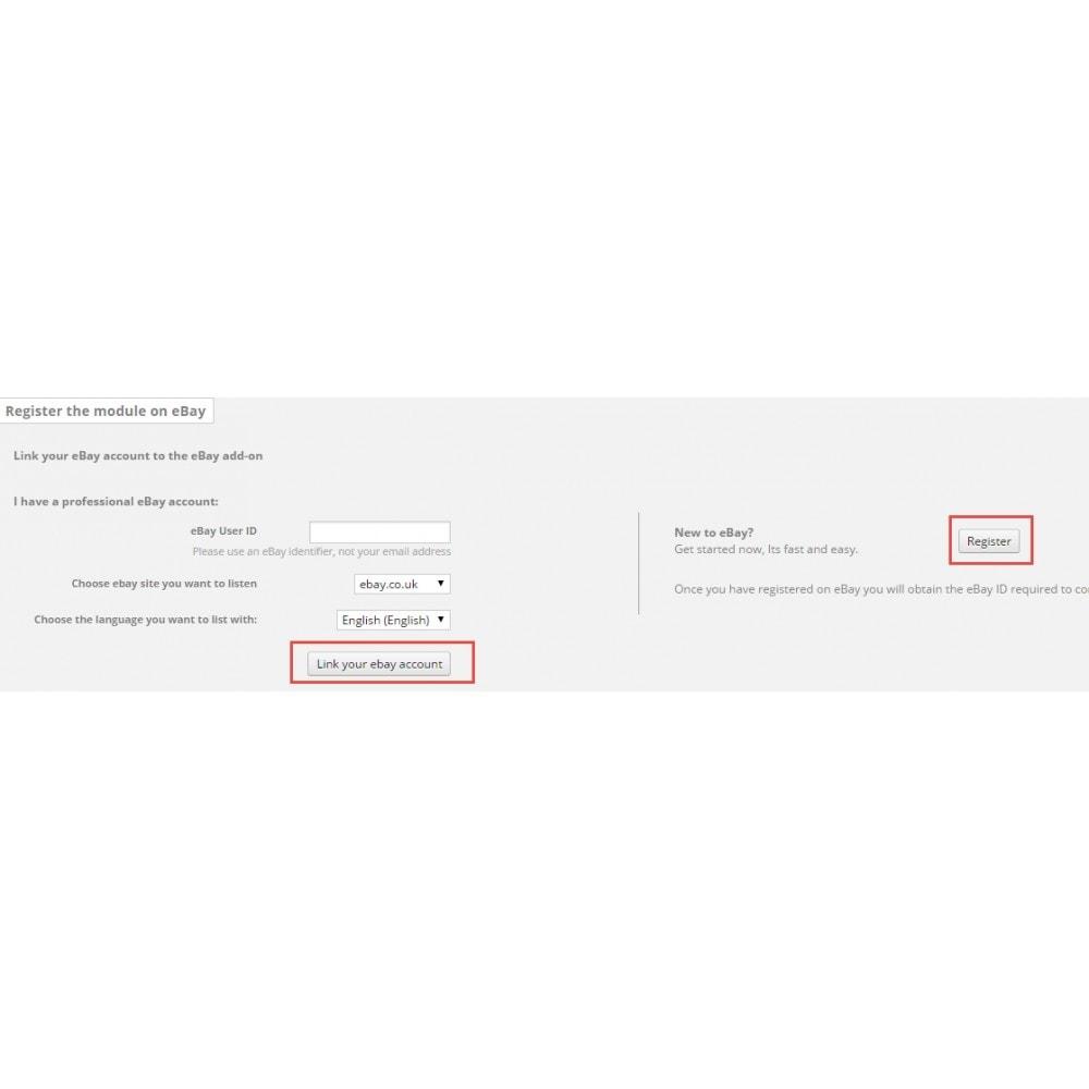 module - Marketplace & Affiliation Platforms - eBay Marketplace Official - 13