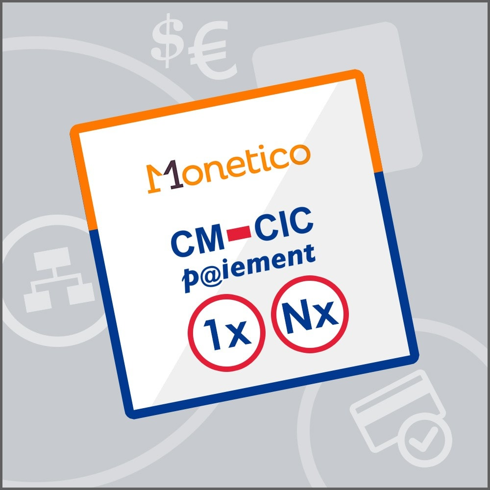 pack - As ofertas do momento - Economize! - CM-CIC / Monetico Payment in several instalments [1x Nx] (Pack) - 1