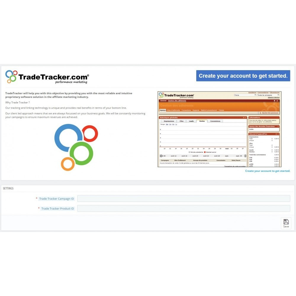 module - Analytics & Statistics - TradeTracker Conversions - 1